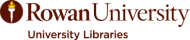 Rowan University Libraries logo